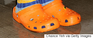 MAN CROCS SHOES