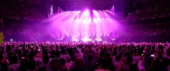 JAPAN LIVE MUSIC