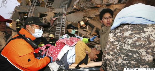 Séisme à Taiwan: d'autres survivants retrouvés dans les décombres