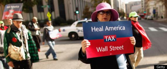 Wall Street Tax