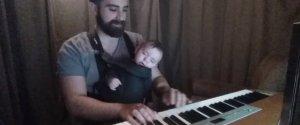 BERCEUSE BB PIANO PAPA