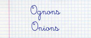 OGNONS