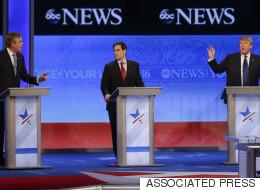 Débat républicain tendu avant le New Hampshire