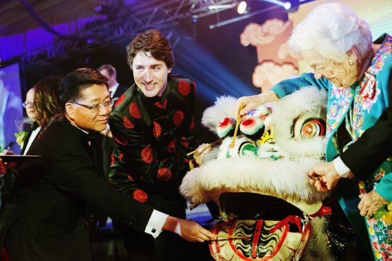 trudeau chinese new year 2016 toronto
