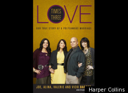 Love Times Three Polygamy Book