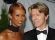 Bowie's Wife Iman Breaks Social Media Silence