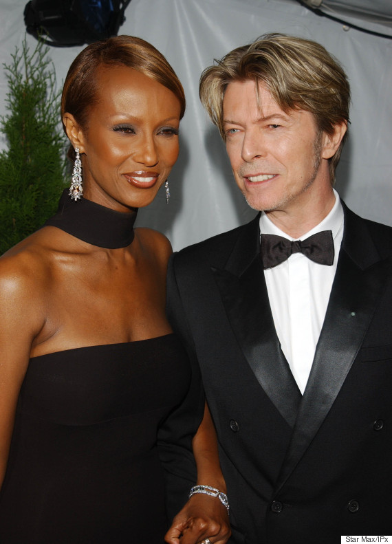 david bowie 39 s wife iman breaks social media silence with twitter message. Black Bedroom Furniture Sets. Home Design Ideas