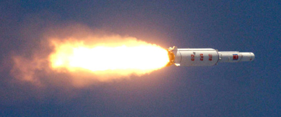NORTH KOREA ROCKET