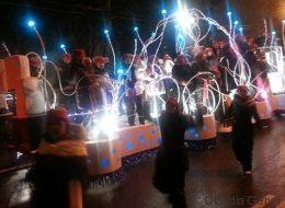 Plus d'artistes et de chars pour le défilé de nuit du 62e Carnaval