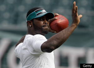 Michael Vick Nude Photo