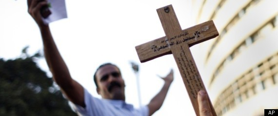EGYPTIAN COPTS ARAB SPRING