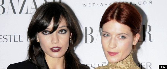 DAISY LOWE FLORENCE WELCH