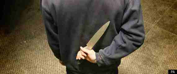 SCHOOLCHILDREN KNIFE CRIME