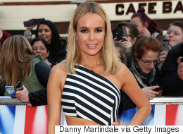 'BGT' Fans Really Weren't Impressed With Amanda Holden's Singing
