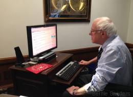 Comment Bernie Sanders, 74 ans, est devenu le candidat démocrate préféré des jeunes connectés
