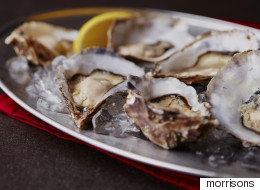 Morrisons Sells Bargain Oysters At Just 25p Each In Time For Valentine's Day