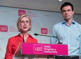 Díez y Herzog piden la disolución de UPyD