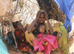 Somalie: 58 000 enfants pourraient mourir de faim