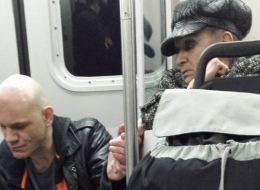 Une leçon d'humanité à bord du métro
