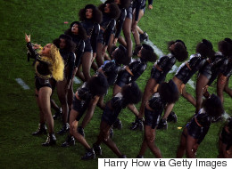 Beyonce Paid Tribute To Black Panthers At Super Bowl 50