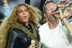Beyonce and Chris Martin | Pic: Getty