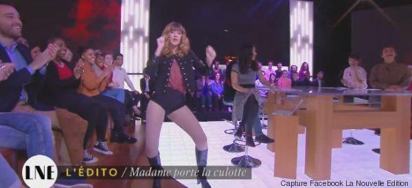 Quand Daphné Bürki se prend pour Beyoncé au Super Bowl