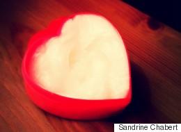 Saint-Valentin: baume corporel comestible pour massage langoureux