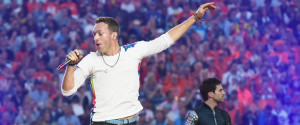 Coldplay Halftime Show