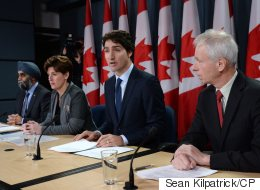 Bombing Mission Against ISIS To End In 2 Weeks: Trudeau