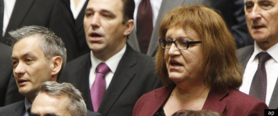 Transgender Polish Parliament