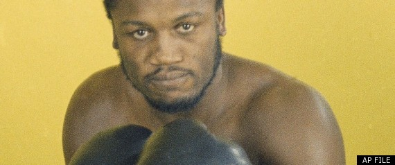 JOE FRAZIER OBIT
