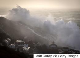 La tempête hivernale Imogen frappe fort en Grande-Bretagne (PHOTOS)
