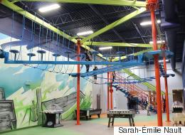 Maze N' Games: la nouvelle salle de jeux de Laval (PHOTOS)