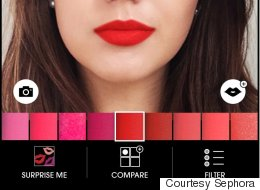 This New App Will Help You Find The Perfect Lip Colour In Minutes