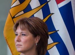 Clark Says Canada's Depending On B.C. Amid Economic Downturn