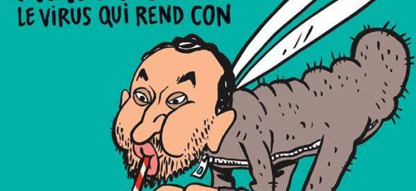 Charlie Hebdo se paie Hanouna