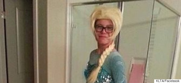 Boy Asked To Change 'Inappropriate' Elsa Costume At School's 'Disney Day'