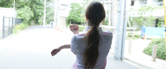 WOMEN BACK JAPAN