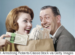 Almost One In Five People Have Stayed In A Relationship For Money