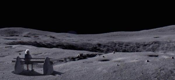 Perché lo spot dell'uomo sulla luna e della bambina è record su YouTube