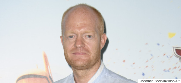 Jake Wood Receives Showbiz's Biggest Backhand Compliment (Again)
