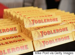 How To Break A Toblerone Properly (Warning: This Simple Hack Will Change Your Life)