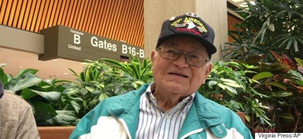 World War II Veteran In 10,500 Mile Journey To Meet His Wartime Love 70 Years On
