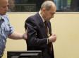 Srebrenica-General Tolimir tot: Er starb im Gefängnis in Den Haag