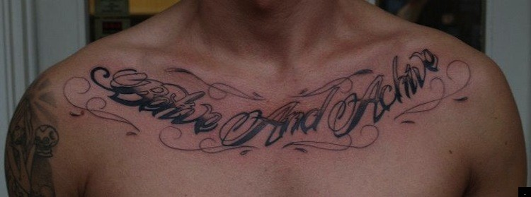 misspelled 39 believe and achieve 39 tattoo is a double whammy