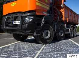France's 1,000-Kilometre Solar Road Will Power Millions Of Homes