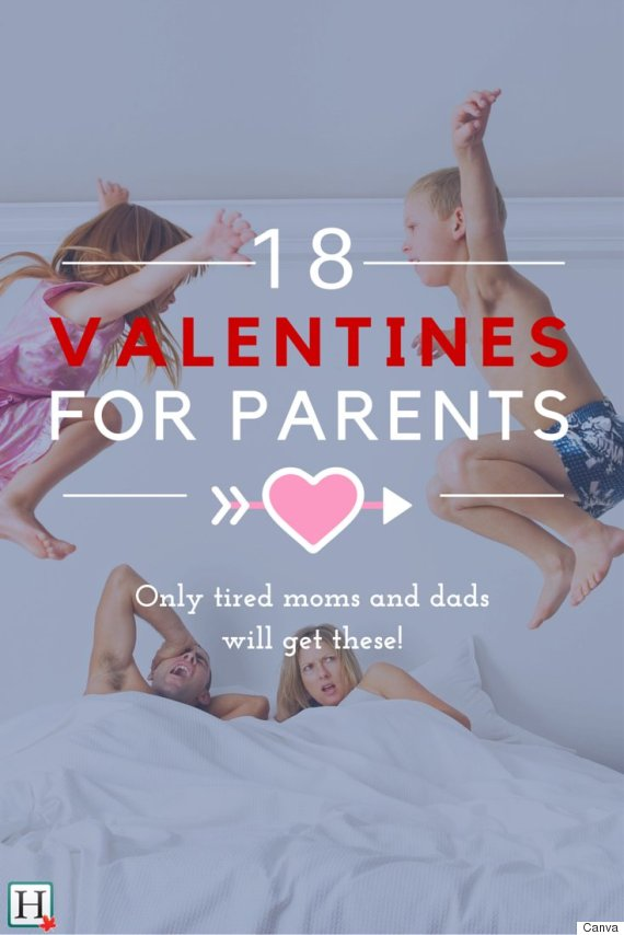 Funny Valentines Only Parents Will Get These Cards