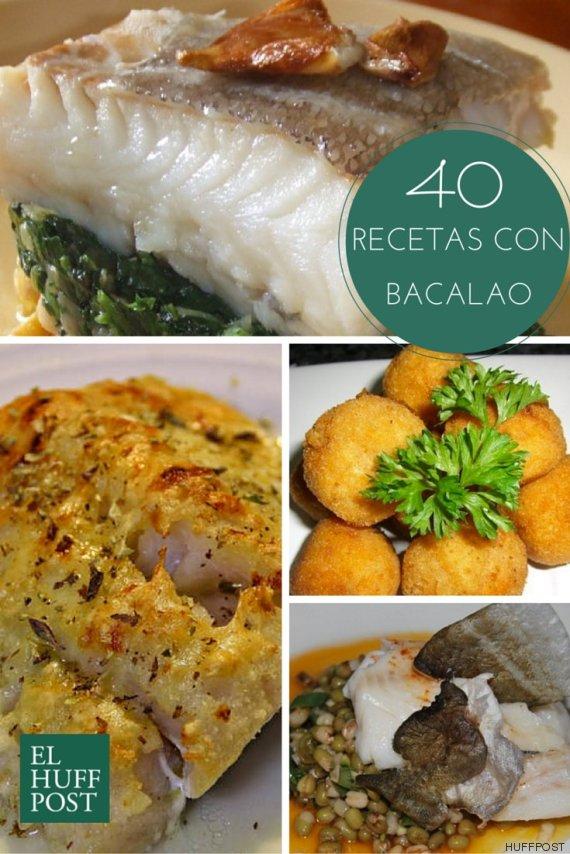 recetas bacalao