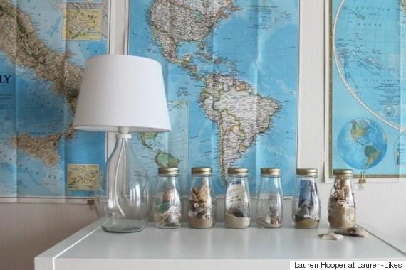 vacation sand jars