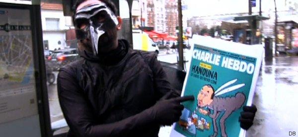 Cyril Hanouna répond à Charlie Hebdo